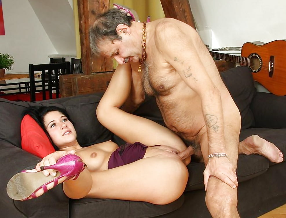 Older Woman Sex