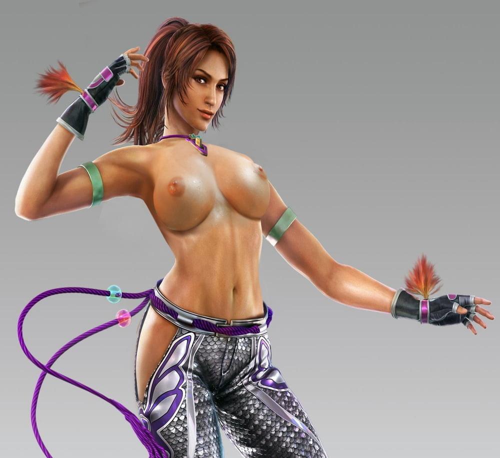 Street Fighter X Tekken Dlc Nude Mods Fucks Hoes