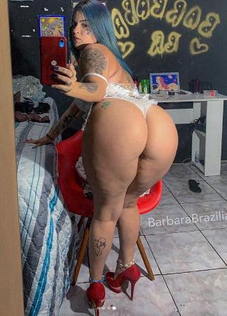 BarbaraBrazilian big juicy ass - 59 Pics