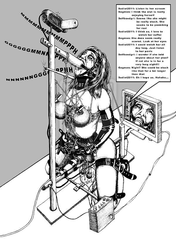 Fetisch Fantasien mit sex und freche Schlampen