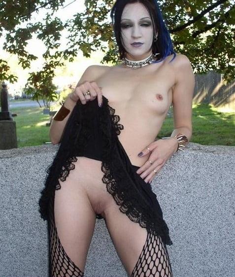 Naked hot gothic moms yoga