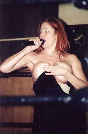 Wcw Nwa Wwe Busty Missy Hyatt Posing Nude