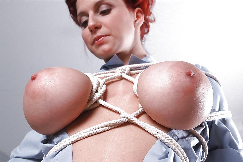 Extreme Tit Bondage Milking Machine