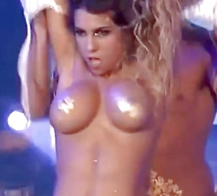 Top ten naked celebrities