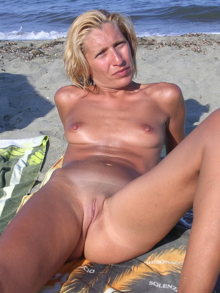 Horny mature and young