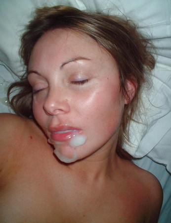 Cum in mouth at night II