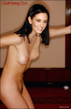 Finest Courtney Cox Fake Naked Picture Pics