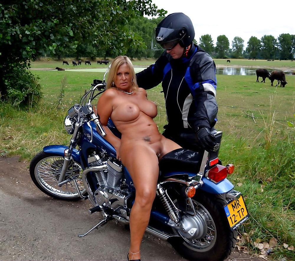 Naked biker rally tumblr