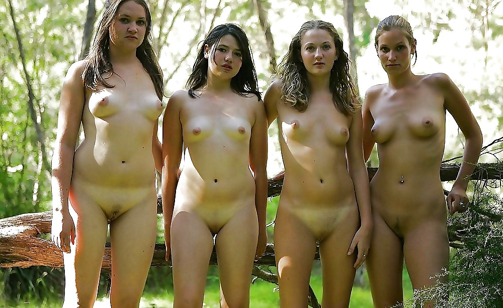 naked mature women Groups of
