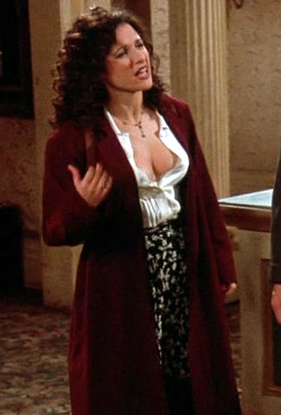 Nude julia louis dreyfus boobs