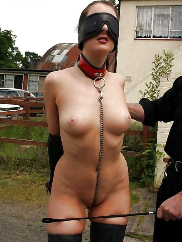 Bondage Slave Forniphilia Doll