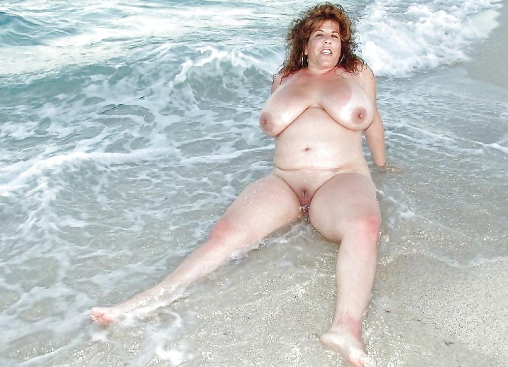 Пляж жирные тетки эротика видео — 3