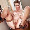 Amateur Mature Granny Yummy Tits & Pussy