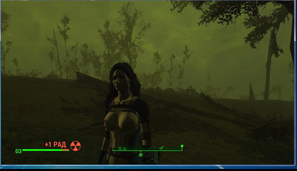Porno Game (Fallout 4 Sex) - 37 Pics