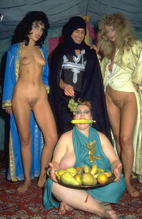Mature orgy anal