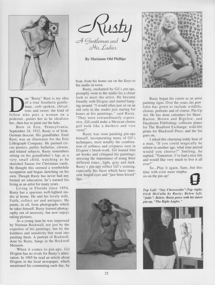 Vintage nudes - 48 Pics