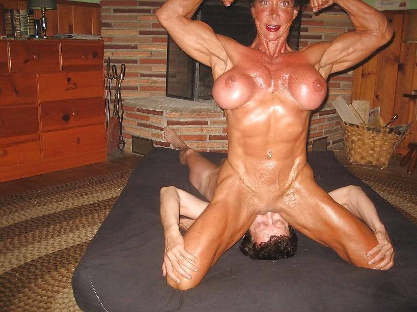 Mature muscle women sex chola booty