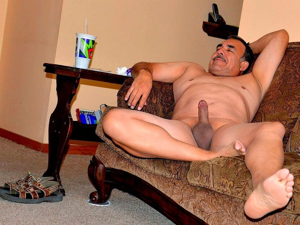 Chubby mexican cock
