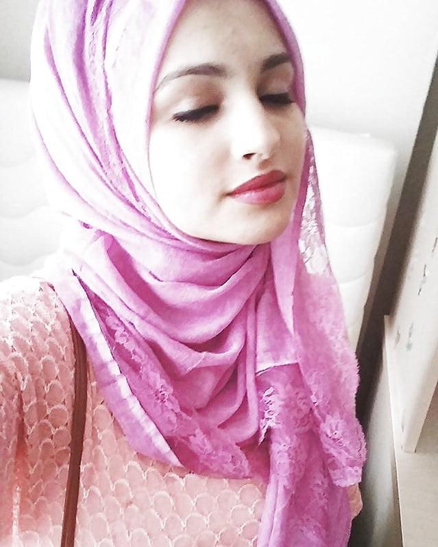 Sex hijab teen