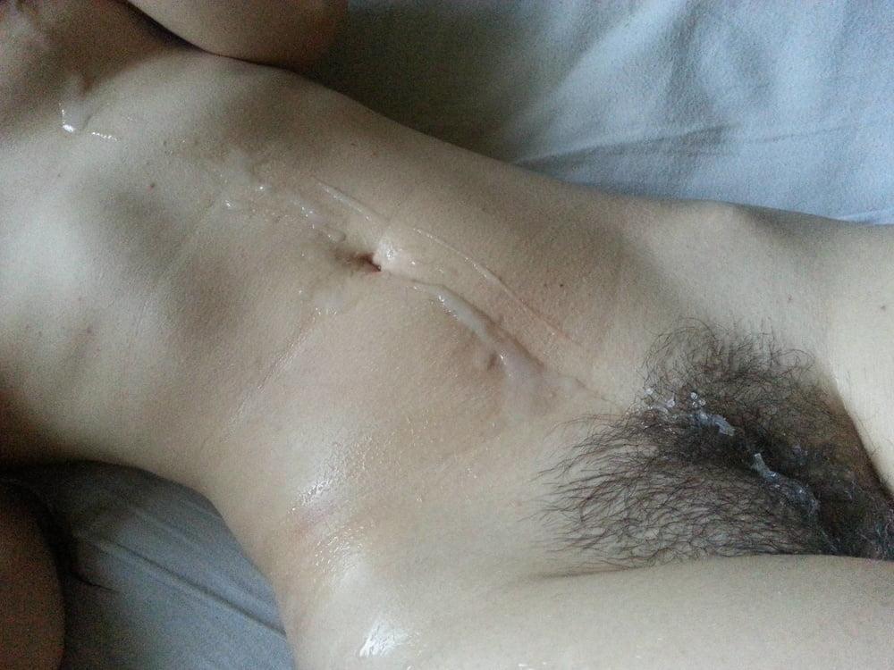 Лобок жены в чужой сперме фото, смотреть самый самый лучший секс в мире