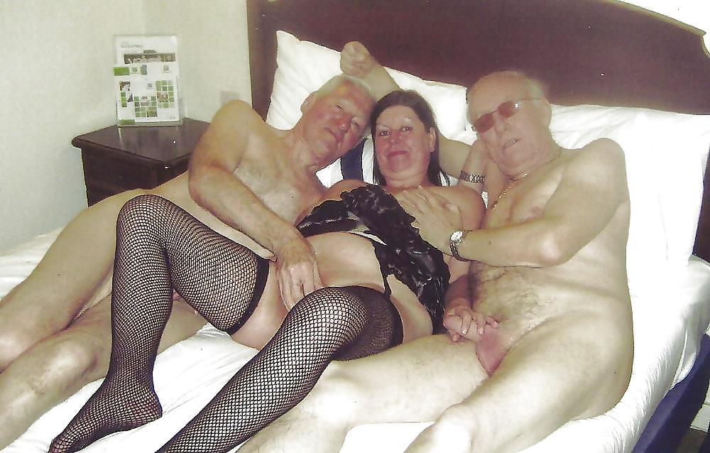 Swingers granny