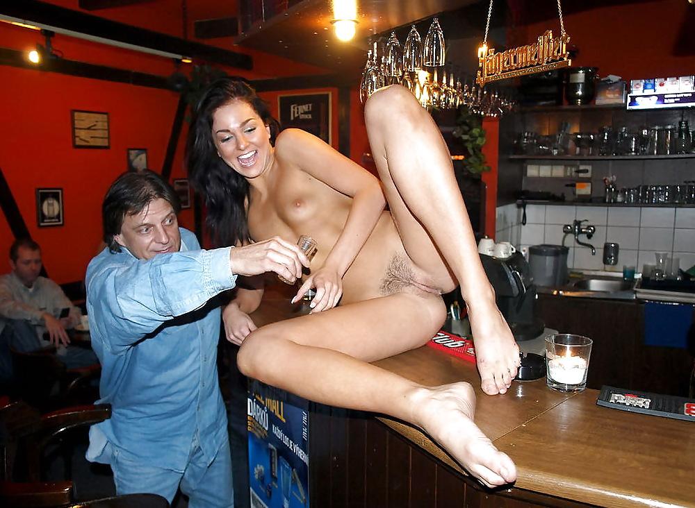 Gay Public Bar Sex