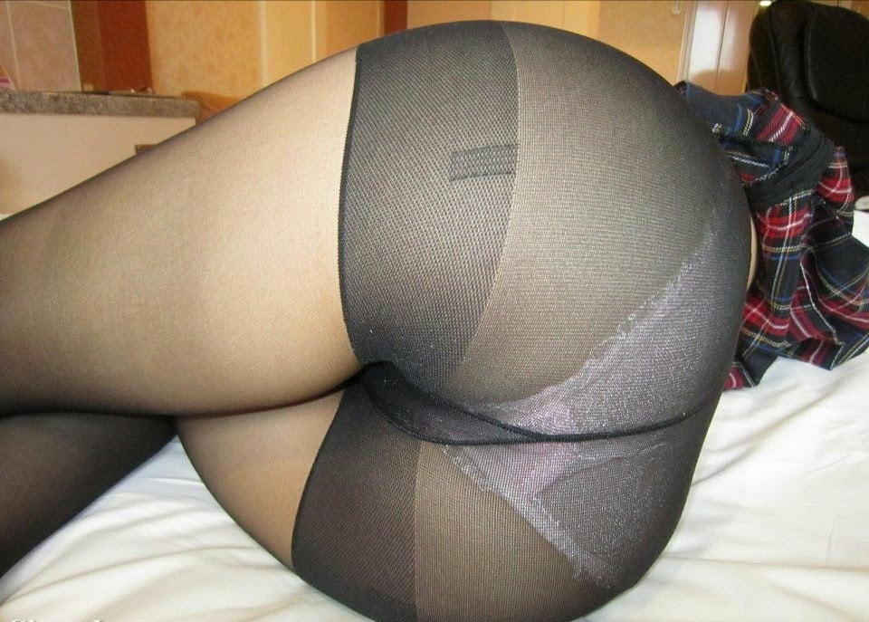 Ass panty pantyhose pictures