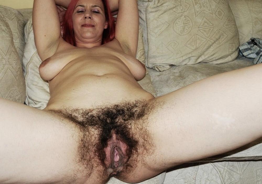 фото мамочек с мохнатой пиздой - 1