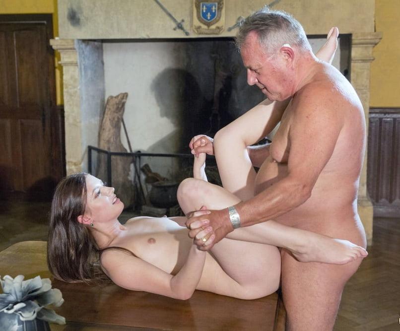 Old man tale sex
