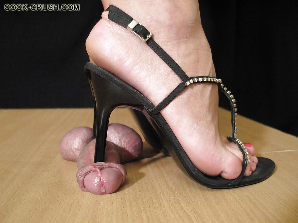 Femdom trampling fetish foot cbt smother ballbusting footjob watch online