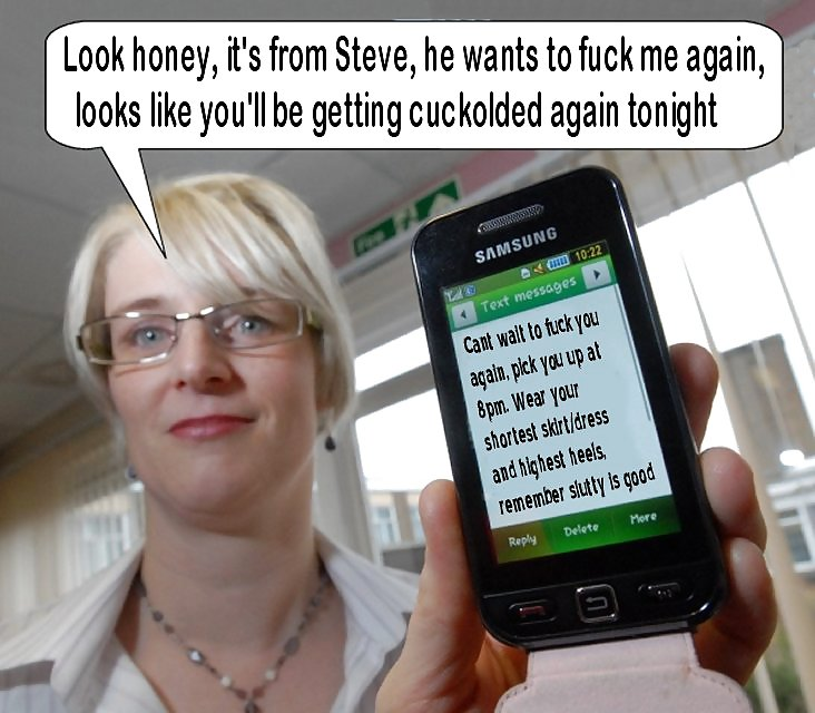 Slut Wife Text Tumblr