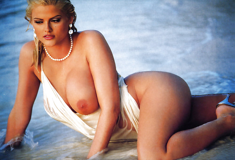 Naked anna nicole smith