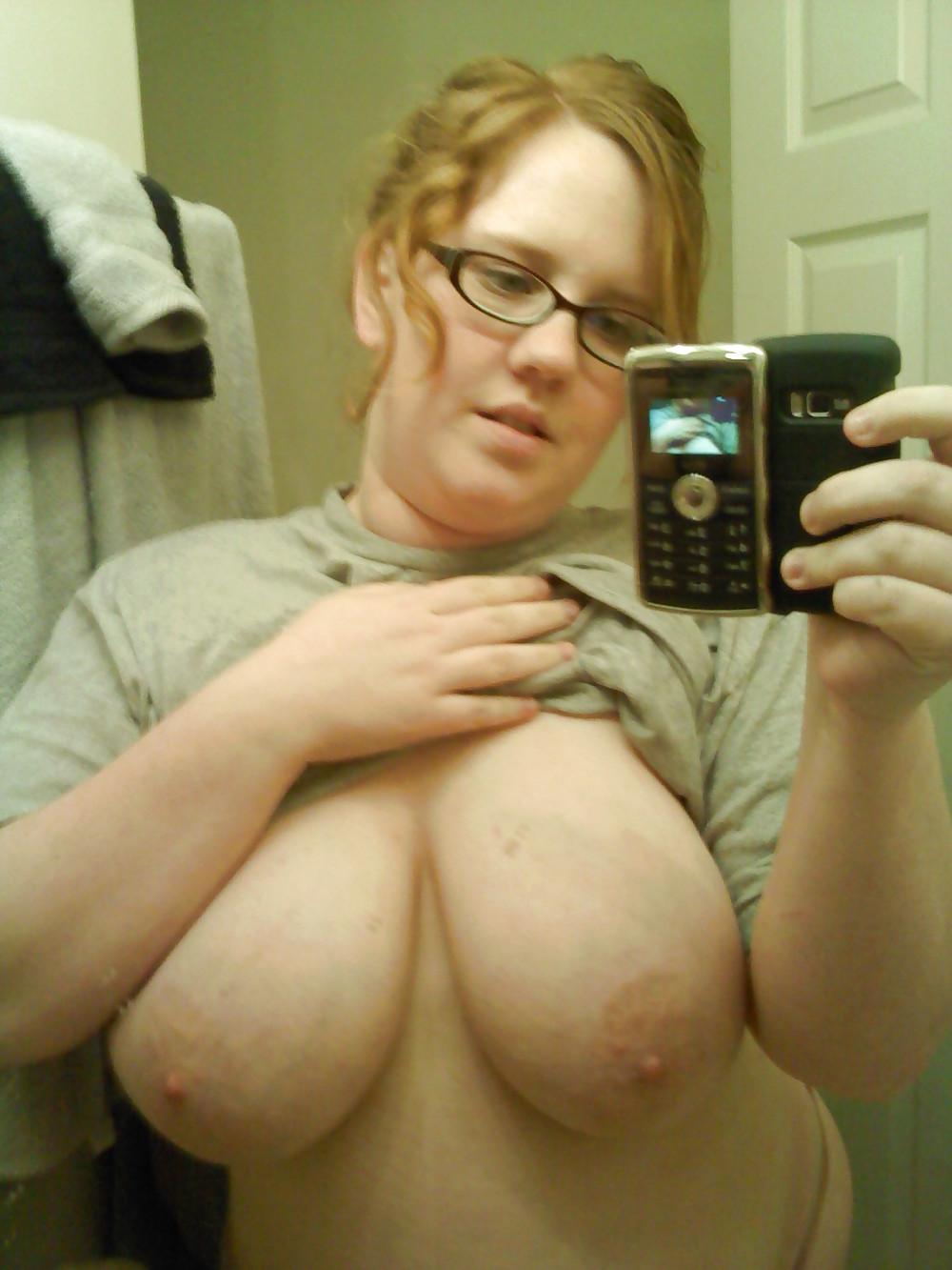 Chubby Naked Selfie Girl Big Tits