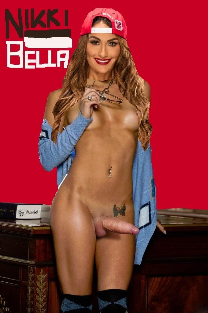 twins fakes Bella nude