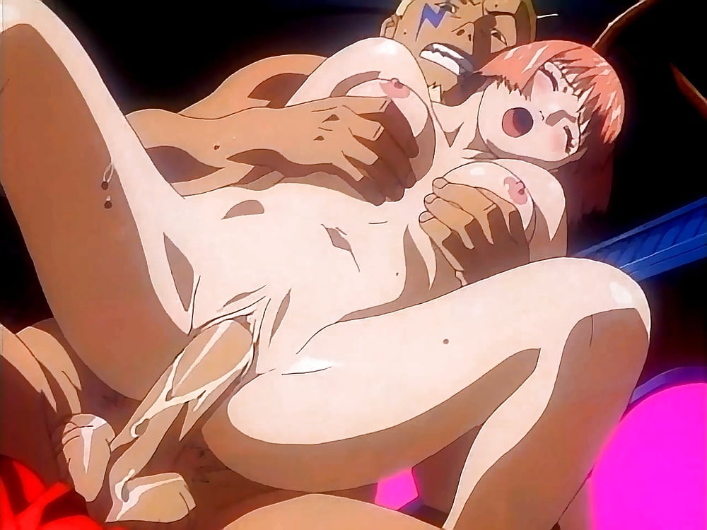 Anime hentai bondage sex