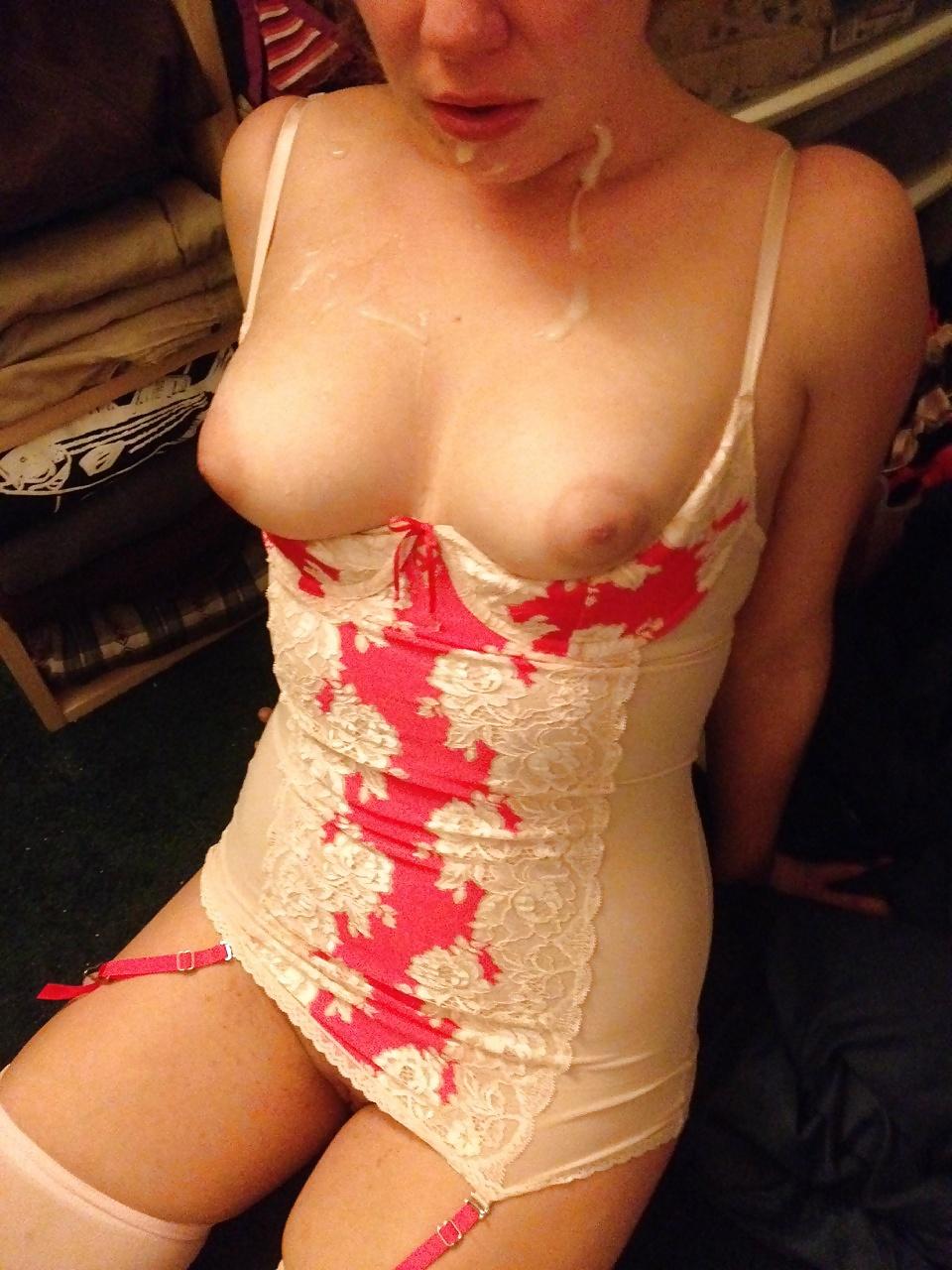 Cum lingerie — pic 10