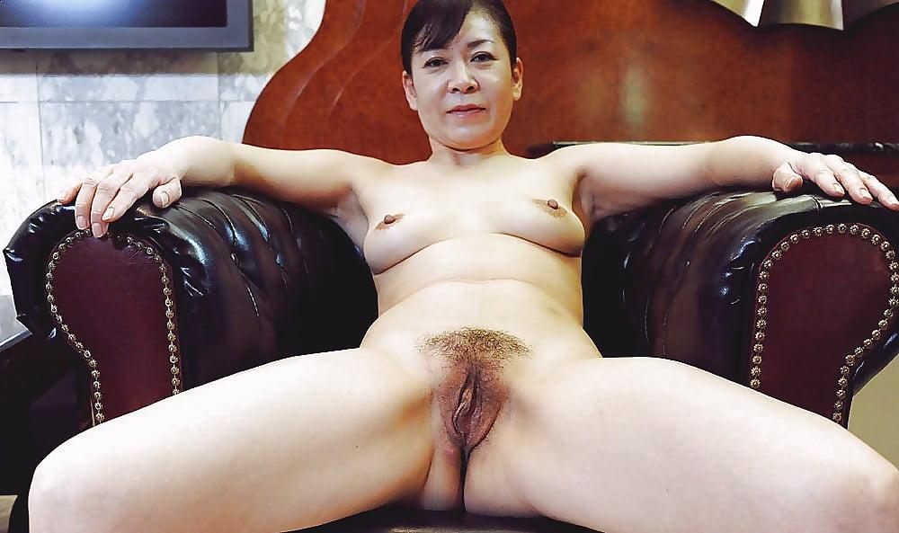 Nude Mature Asian Women