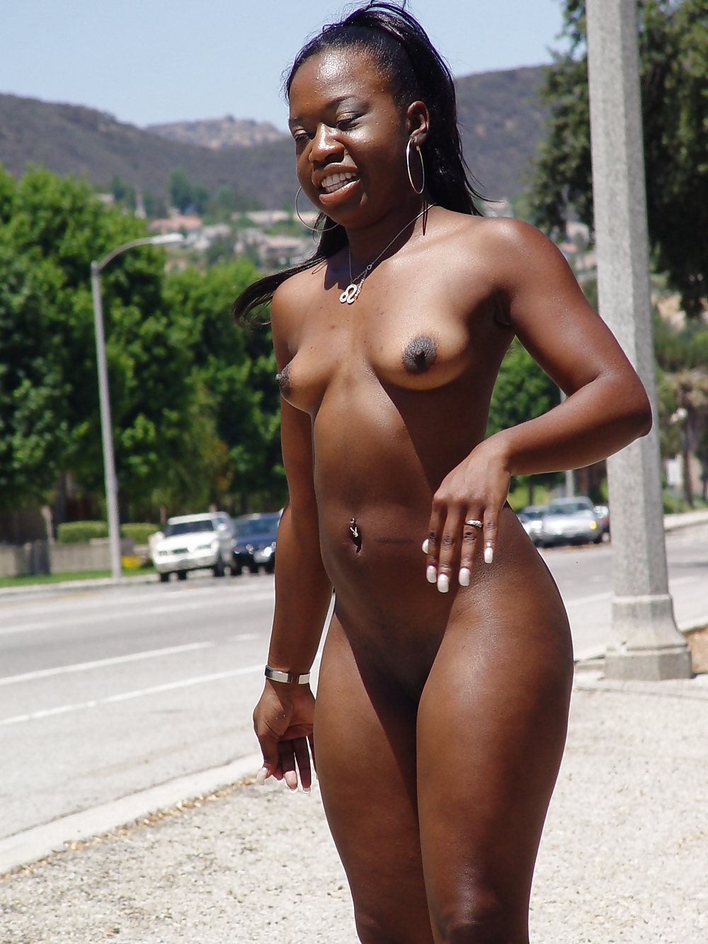 Young Naked Black Girls