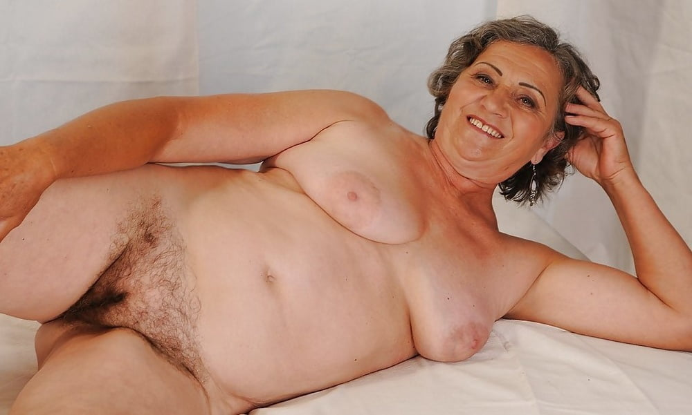 Nasty Fat Naked Old Women