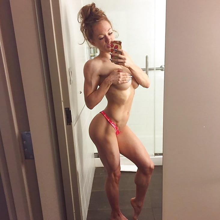 Nackt Samantha Skolkin  Fitness Model