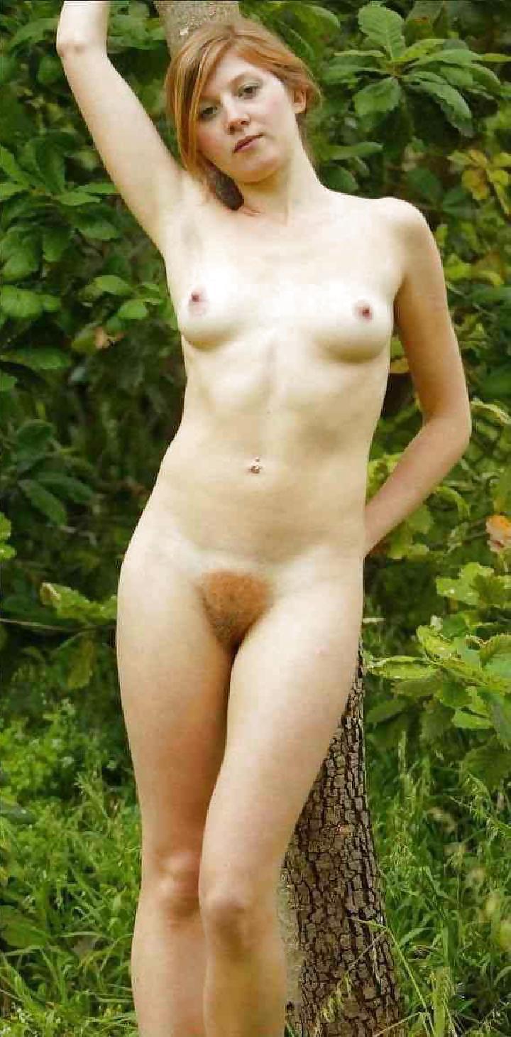 Nude hairy redhead women-4857