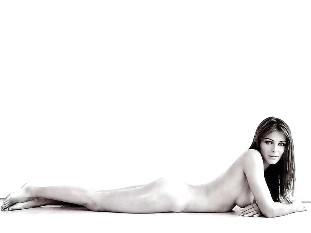 Elizabeth Hurley Nude Photos Naked Sex Pics
