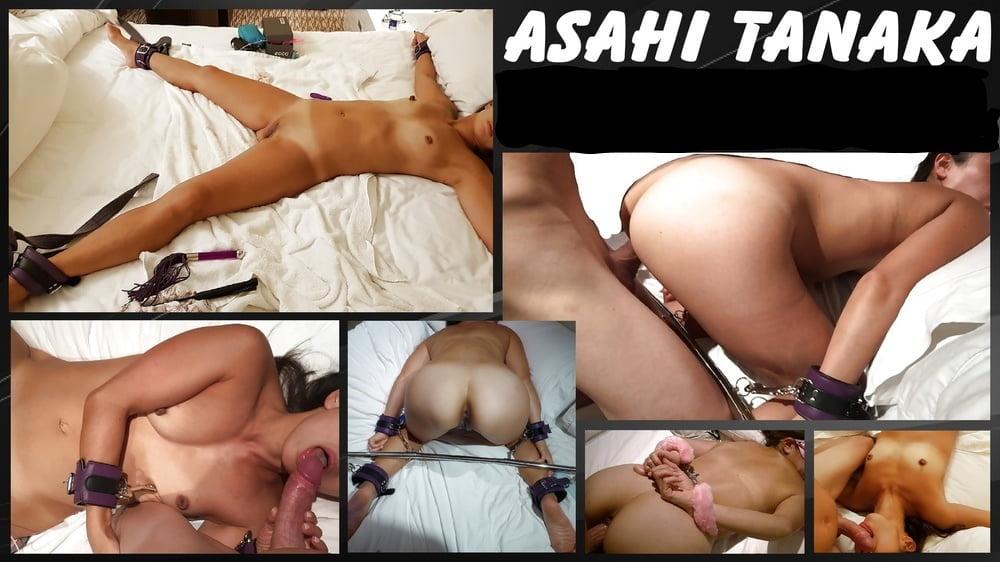 Amateur Japanese Slut Wife Asahi Tanaka- 44 Pics