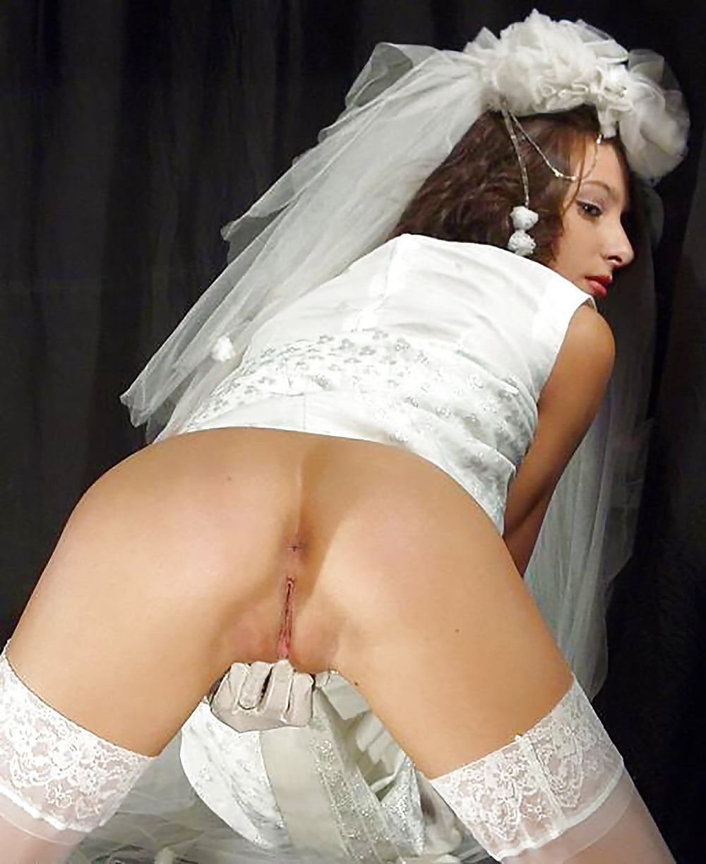 Real Bride Nude Pussy