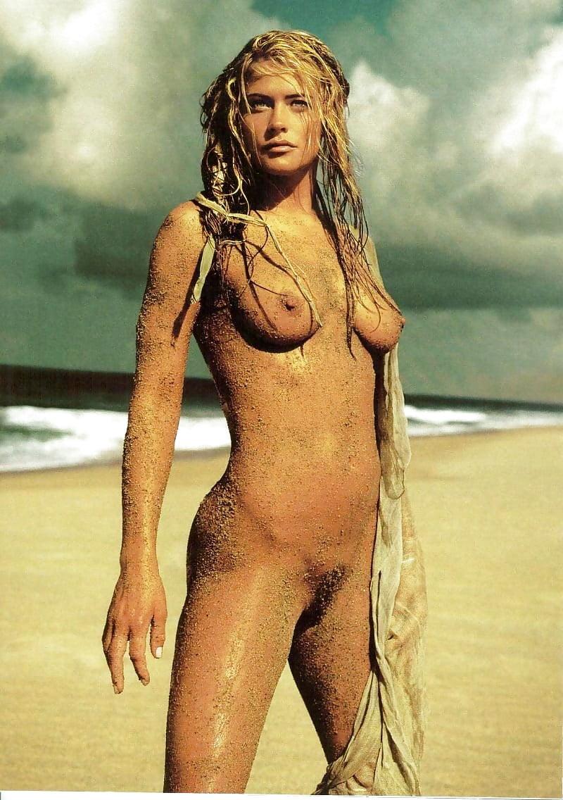 Getting cristie ritchie nude johansson