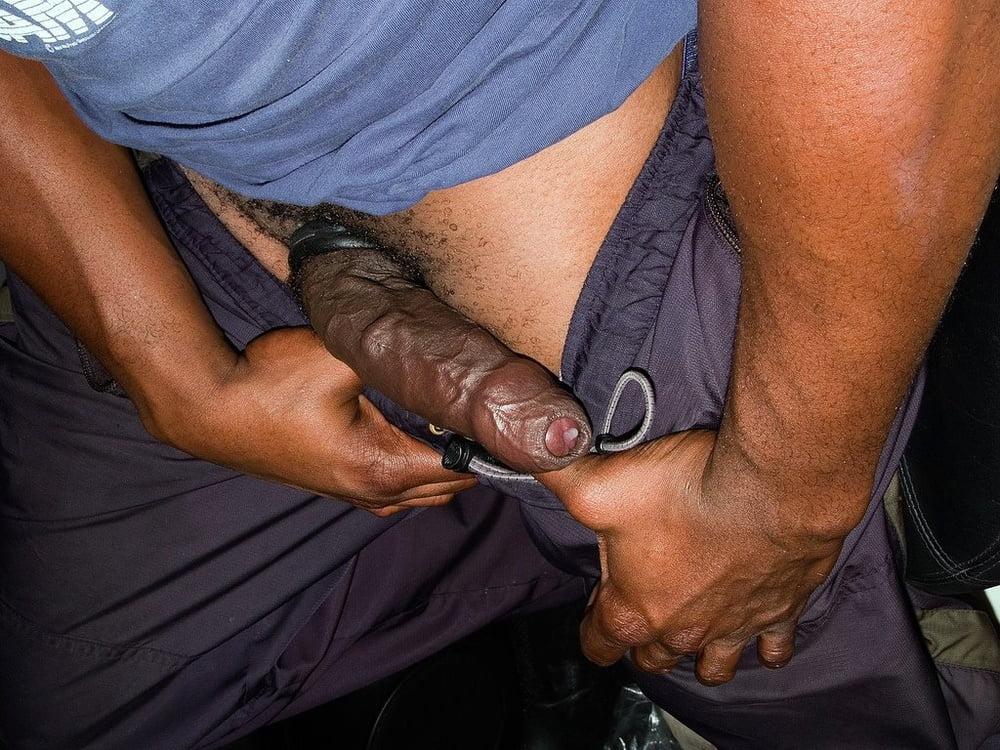 Black Uncut Gay Tops