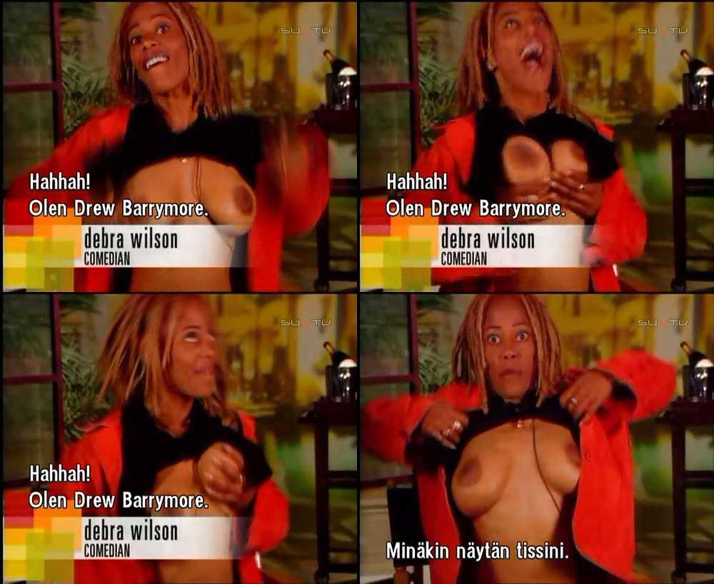 Debra Wilson Sex