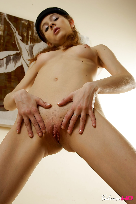 Smackcity Slim And Dirty Teen Teasing Nude Body Webcam Show