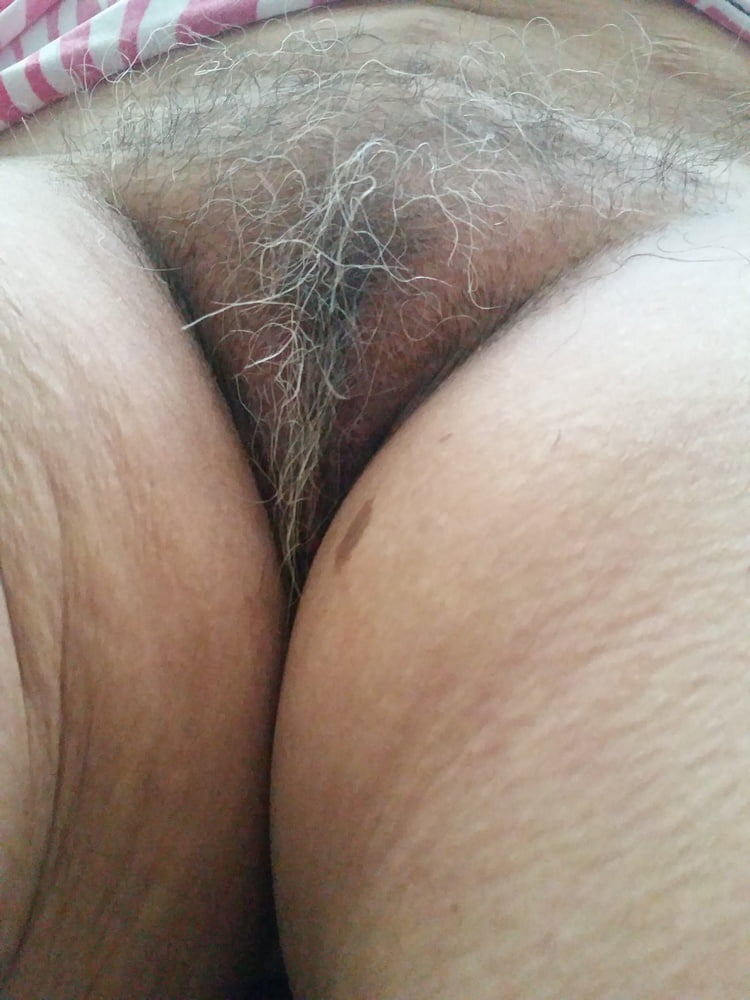 Granny pussy ass