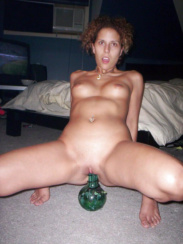 pussy Strange objects in